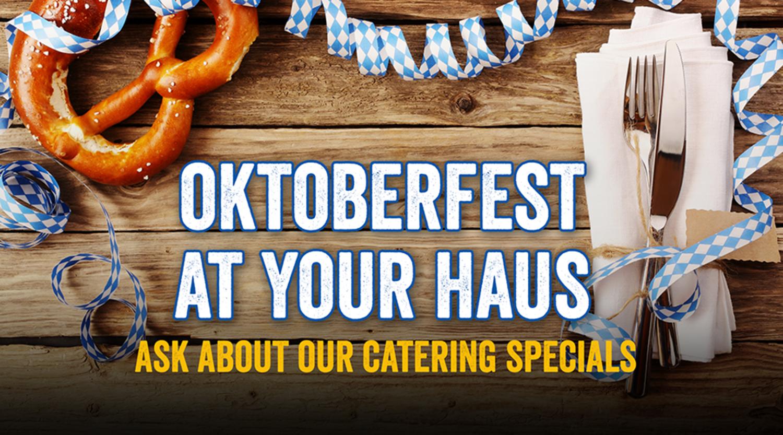 Oktoberfest at your Haus! | Hofbrauhaus Chicago
