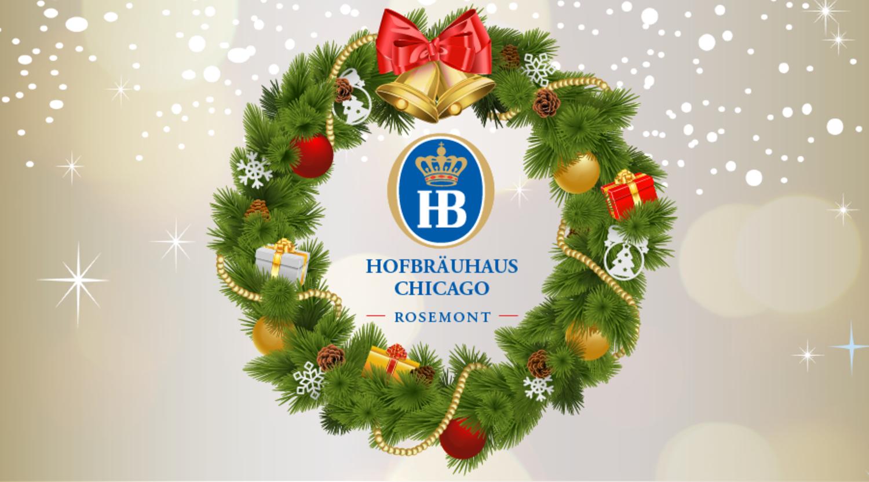 Top Ten Weihnachtsessen.Weihnachten Season At Hofbräuhaus Chicago Hofbrauhaus Chicago